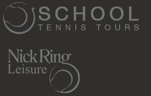 School Tennis Tour Logos
